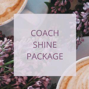 coach shine package