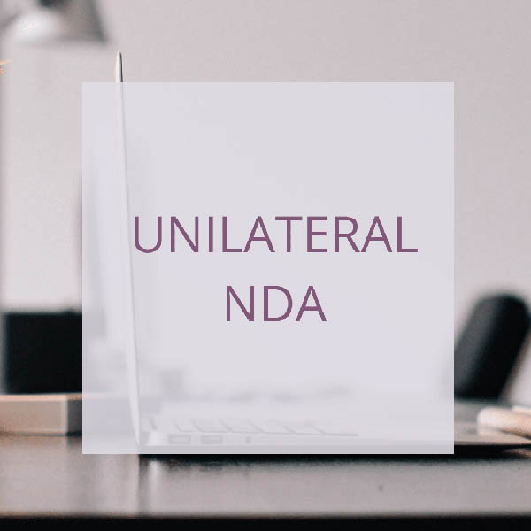 UNILATERAL CONFIDENTIALITY & NONDISCLOSURE AGREEMENT